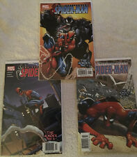 Spectacular Spiderman #1-3 Venom The Hunger VF/NM  Marvel Comic Books