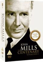 Nuovo John Mills - Centenary Icon Cofanetto (9 Film) DVD