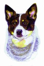 Embroidered Fleece Jacket - Australian Cattle Dog Bt3606 Sizes S - Xxl