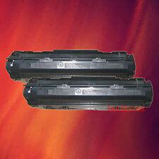 2 Toner Cartridge CB436A 36A for HP LaserJet P1505