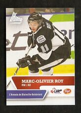 MARC-OLIVIER ROY 2013-14 Post Cereal Redemption RC Card Blainville-Boisbriand