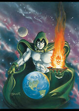 Frank Brunner Spectre cover Comic Book Marketplace  #94