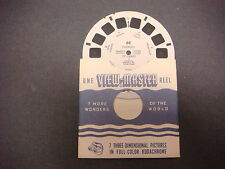 Sawyer's Viewmaster Reel,1951,Flowers of Hawaii I,68,Orchids,Coral Showers,Tulip