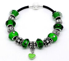 Beautiful Green Bracelet with Gift Box by Libby's Market Place