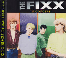 THE FIXX - CD - KING BISCUIT Flower Hour presents: THE FIXX IN CONCERT