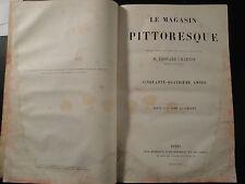 Magasin Pittoresque - Edouard Charton 1886
