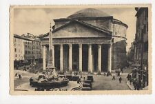 Roma Pantheon 1962 Postcard  228a