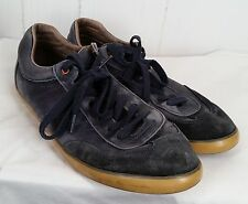 Camper Alicante blue leather suede lace tie sneakers Shoes mens size 45 12