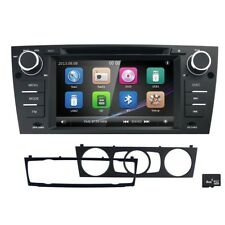 In Dash Car DVD Player GPS Navigation Radio For BMW 3 Series E90 E91 USB MP3 BT