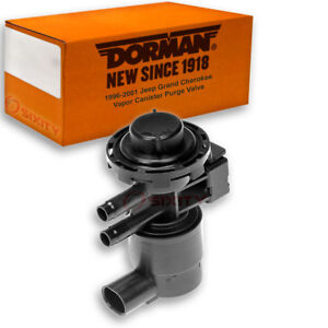 Dorman Vapor Canister Purge Valve for 1996-2001 Jeep Grand Cherokee 4.0L wz