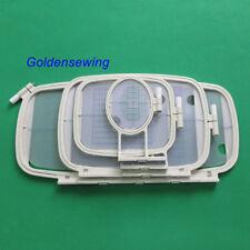 4-Piece Embroidery Hoop Set for Brother PE770 PE700 PE700II Machine - PE-770