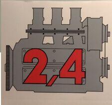 porsche 911 engine decals in Engines & Components   eBay