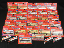 Lot of 31 Different IHC 1:87 HO Scale USA Series U-Haul Trucks - Most NOS New!