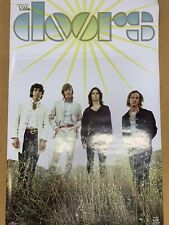 The Doors Poster 23x35 Inches aprox Size Nwt