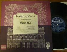 MARIA CALLAS / BELLINI norma    / COLUMBIA FCX 662