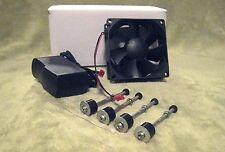Forced Circulated Air Fan Kit for Eggs Incubator FARM INNOVATORS LITTLE GIANT