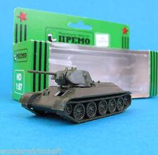 Premo Minitanks H0 1222 KAMPF-PANZER T-34/76 1941 WWII Rote Armee HO 1:87 Roco