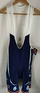 Womens Champ Sys Cycling Suit Size 2XL Padded Heritage United HealthCare NWT