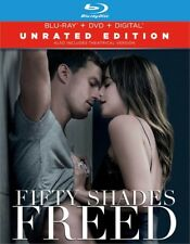 Fifty Shades Freed (Blu-ray Disc ONLY, 2018)