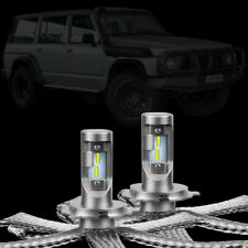 Nissan Patrol GQ 1988 - 1997 LED Headlight Conversion Kit LLA Vanquish