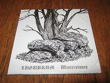 """LUGUBRUM """"Winterstones"""" CD 2015  urfaust forgotten woods"""