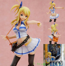 Sexy Anime Fairy Tail Lucy Heartphilia 1/7 scale Painted PVC Figure Gift FR