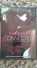 Connected by Kim Karr (2013) MP3-CD Audiobook