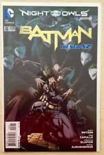 BATMAN #8 JASON FABOK VARIANT COVER JUNE 2012 NM NEW 52 GREG CAPULLO