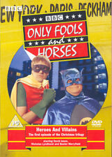 Only Fools and Horses: Heroes and Villains DVD (2004) David Jason