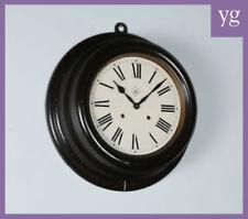 Mahogany Antique Wall Clocks (1900-Now)