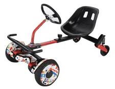 LED Segway Hoverkart GoKart Adjustable Racing Seat Go Kart Scooter Suspension