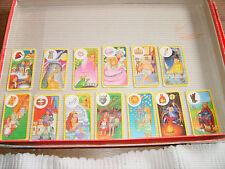1 Karte aus Sagaland (roter Karton) Rapunzel  Turm Karte Ersatzteil