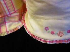 Casquettes et chapeaux fille rose pour bébé en 100% coton