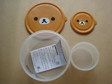 San-X Rilakkuma Bento Box/ Lunch Box - Set in 2
