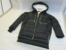Orolay Women's Thickened Down Jacket Black Size XS