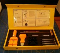 Invicta TK002 12-Piece Watch Tool & Sizing Kit MISSING some things see pictures.