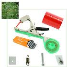 Plant Tape Tying Tool Set Staple Gun Machine For Labor Saving Garden Plant Grape