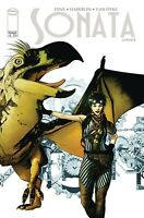 Sonata #2 Cover B Hine Haberlin Van Dyke Image comics 1st Print 2019 Unread NM