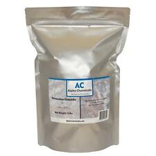 Potassium Chloride - KCl - 5 Pounds -  99%+ Pure