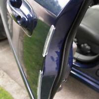 8*Universal Car Door Edge Guard Protector Anti-scratch Rubbing Strip Accessories