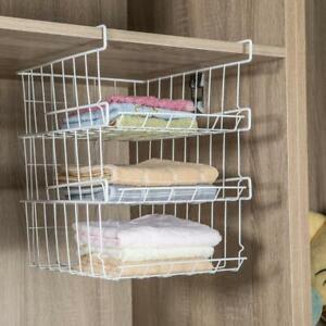 Home Storage Shelf Cabinet Organizer Home Lagerregal Basket Küche Aufhänger Rack