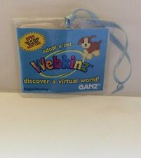 WEBKINZ CODE ONLY NO PLUSH  - PINK PUNCH CHEEKY DOG  HM495 - UNUSED CODE ONLY