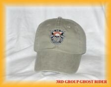 Army Green Beret Special Forces Operations 7Th Ghost Rider Grp Spec Ops Cap Hat