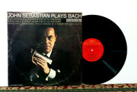 John Sebastian Plays Bach, 1971 LP  - Classical Harmonica - Columbia - NM Vinyl