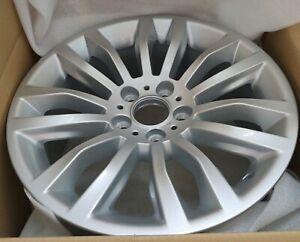 "BMW OEM E84 X1 SUV 18"" LA Wheel Double Spoke 321 Set of 4 Brand New"