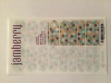 Jamberry Nails (new) 1/2 sheet ARABESQUE 0916