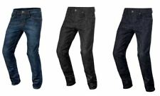 Alpinestars Copper Jeans With Hip Pad Protector For Motorcycle Motorbike