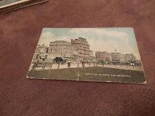 1906 fr postcard- Junction of Hove & Brighton - West Sussex