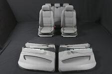 BMW X5 E70 pelle Sedili Sportivi 5Sitze Nevada Grigio Interni in