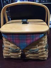 Longaberger Deck the Halls Basket (2000)